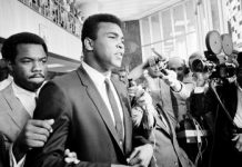 For Years The FBI Was Secretly Spying On Muhammad Ali