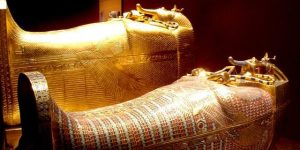 "Hundreds Of Ancient Egyptian Coffins To Be ""Restored"""