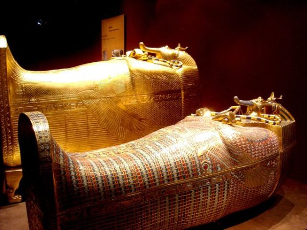 Hundreds Of Ancient Egyptian Coffins To Be