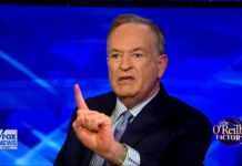 Fox News Secretly Settles Sexual Harassment Case Against Super-Predator Bill O'Reilly