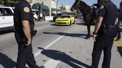 Miami Cops Fired After 'Joking' About Using Black Neighborhood As Target Practice
