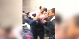 Thug Cop Viciously Body Slams Teen Girl At Rolesville High School