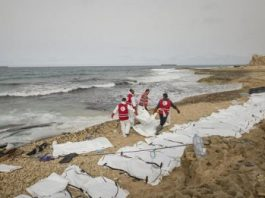 Bodies Of 74 African Refugees Wash Up On Libyan Beach