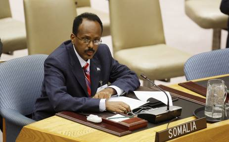 Mohamed Abdullahi Farmajo Elected As Somalia's New President