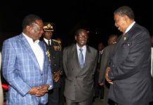 President Mugabe Blasts The African Union For Readmitting Morocco