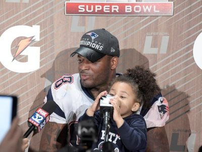 New England Patriot Martellus Bennett Will Not Visit Trump White House