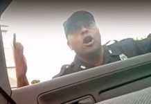 VIDEO: Belligerent Thug Cop Instigating Confrontation With Black Man Is Everything We Hate About Cops