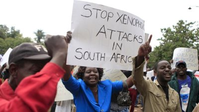 Nigeria Asks African Union To Step In To Stop Anti-African Attacks In South Africa