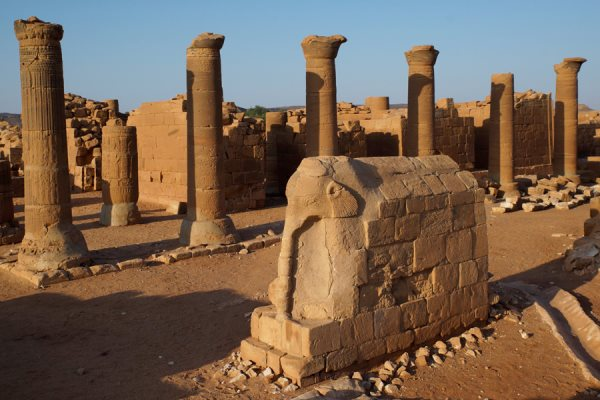 New Temples Discovered In Sudan Has Never Before Seen Architecture