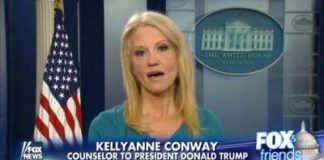 Trump Adviser Kellyanne Conway Tweets 'Love You' To White Supremacist
