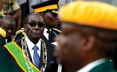 'Go And Hang On A Banana Tree' Zimbabwe Tells American Critics