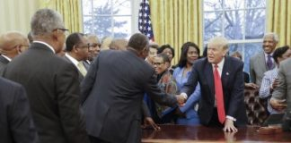 Coffee, Pictures And Negro Leaders - The Gantt Report