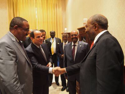 Nile Basin Countries Using Diplomacy To Calm Tensions Over Ethiopian Dam