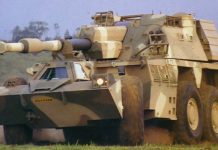 South African Govt Wants To Sell Africa's Largest Weapons Manufacturer To The Arabs