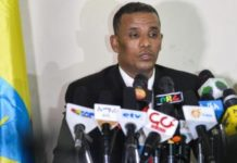 Ethiopia: Former Deputy Intelligence Chief Arrested