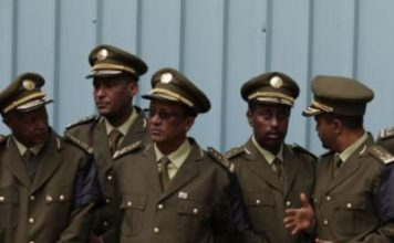 Dozens Of Top Security Officials Arrested In Ethiopia