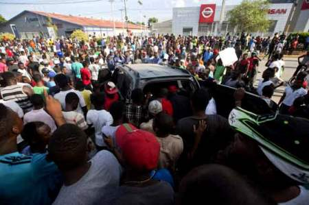 Haitian PM Tries Job Handouts To Calm Deadly Protests