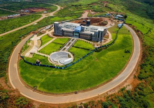 Rwanda Is Constructing Africa's Answer To Silicon Valley