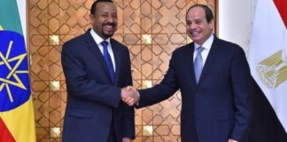 Egypt And Ethiopia To Hold Talks Over Nile Dam