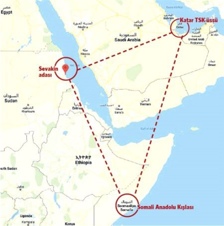 Sudan's Suakin Island Reveal Turkey's Second Military Base In Africa