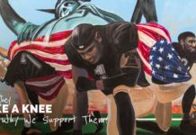 Black-Owned Bank Launches 'Take A Knee' Campaign To Take 'Bank Black' Movement To Next Level