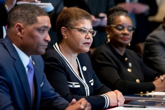 Listen This Garbage: Congressional Black Caucus Statement On Russian Efforts To Suppress Black Votes