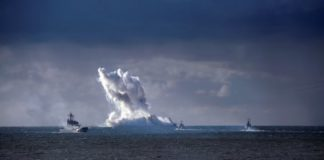 Egypt, France Begin War Games In Red Sea