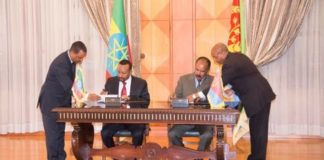 After Making Peace, Ethiopia And Eritrea Now Focus On Development