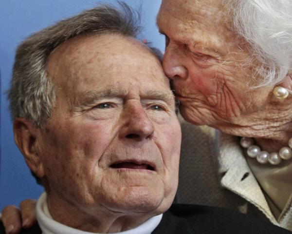 George H.W. Bush Was A Racist War Criminal