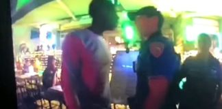 Thug Cop Caught On Video Punching Unarmed Man For Nothing