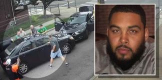 WATCH: Cops Surround Unarmed Father Of 3 And Murder Him Execution Style