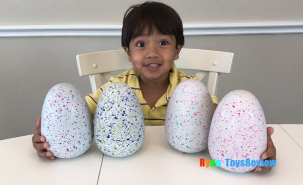 This 7-Year-Old Is Making $22 Million A Year Reviewing Toys On YouTube