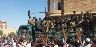 Protesters Killed As Anti-Govt Protests Hits Sudan's Capital