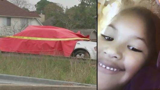 White Gunman Fires On Car In Houston, Killing 7-Year-Old Girl
