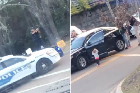 Florida Cops Slammed For Pointing Gun At 2-Year-Old Girl