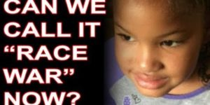 White Supremacist Who Murdered 7-Year-Old Jazmine Barnes Still On The Loose