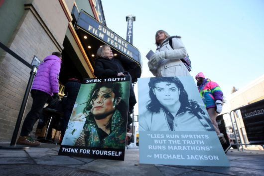 'Leaving Neverland' Documentary A Public Lynching