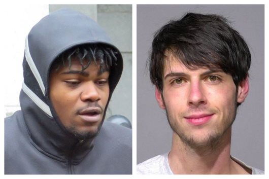 Police Confront 2 Men, 1 White, 1 Black: Only 1 Is Shot