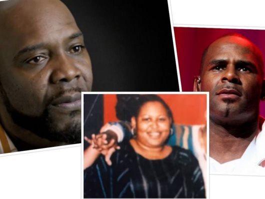 R. Kelly's Brother Reveals That They Were Molested By Their Sister