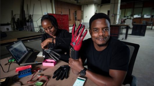 This Kenyan Invention Gives A Voice To Those Who Cannot Speak