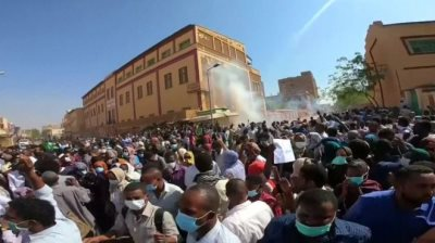 Sudan's Police Association Rejects Al Bashir's Call For Deadly Force Against Demonstrators