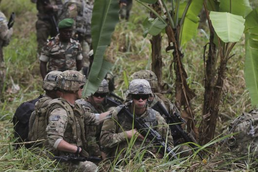 Why Is The US Deploying Troops In Gabon Allegedly Over Concerns In Congo?