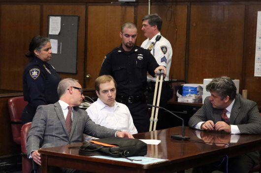 White Supremacist Pleads Guilty To Killing Black Man In New York To Start 'Race War'
