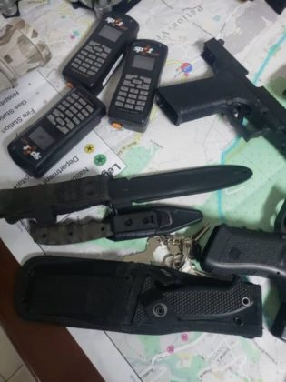 American Mercenaries Arrested In Haiti, Weapons Seized
