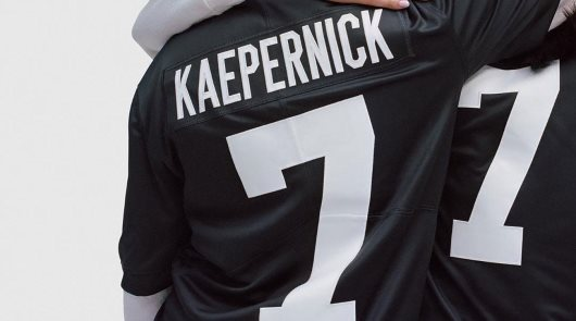 Colin Kaepernick Jersey Sells Out Just Hours After Being Available