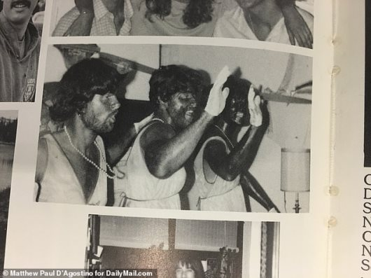 Blackface - Lynching Pictures - Another Democrat Governor Exposed