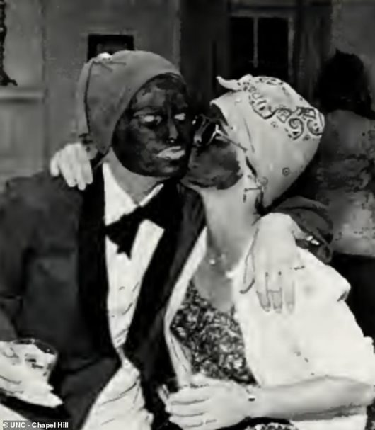 Blackface Among Whites Is Just Another Form Of Pen!s Envy