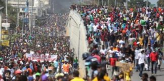 Deadly Protests Continues In Haiti