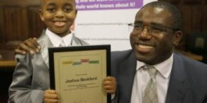 Meet 6-year-Old Joshua Beckford The Youngest Person To Ever Attend Oxford University