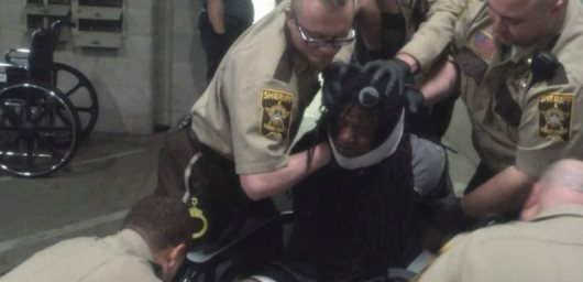 Thug Cops Torture Handcuffed Man For No Reason